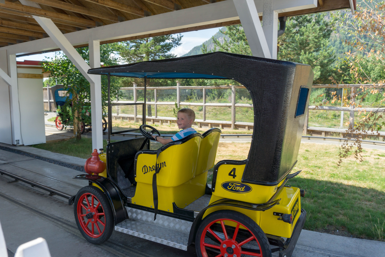Knut Sørli, Oldefarsbiler