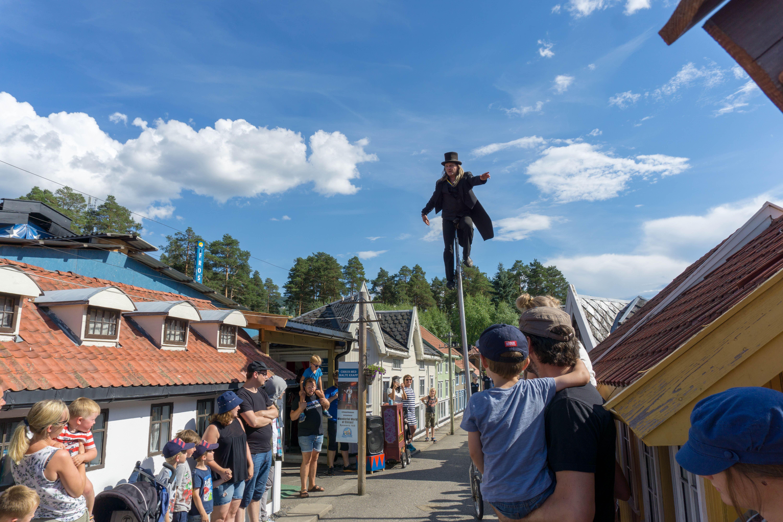 Knut Sørli,  Malte Knapp Wonderfull World of Circus