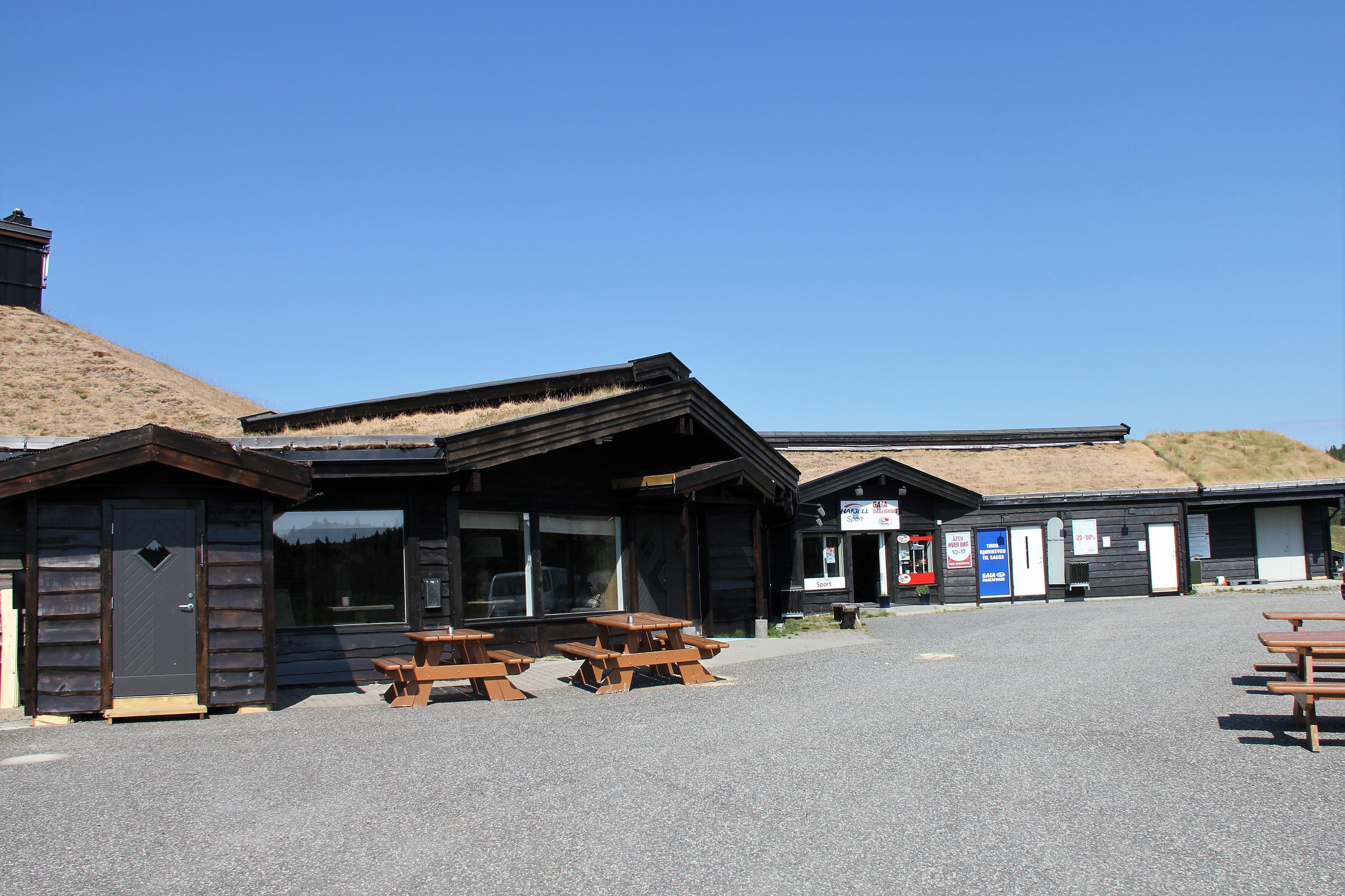 Gaiastova fjellcafe