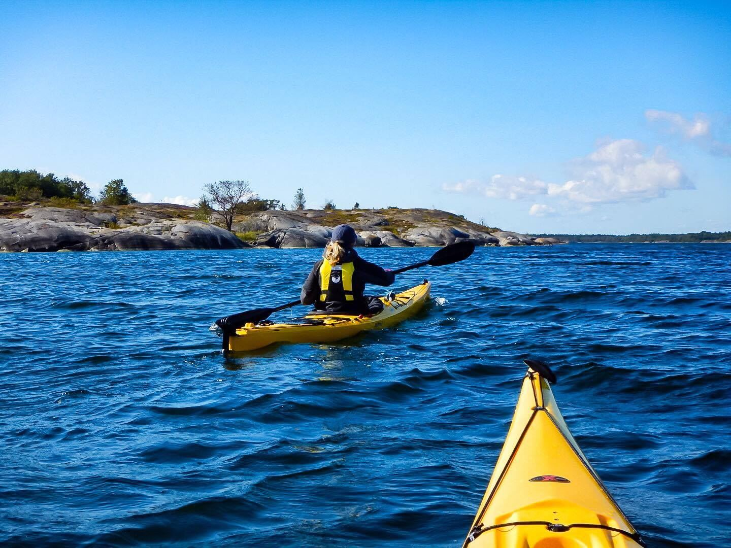 Get to know the bascis that enables you to enjoy future kayakingtrips