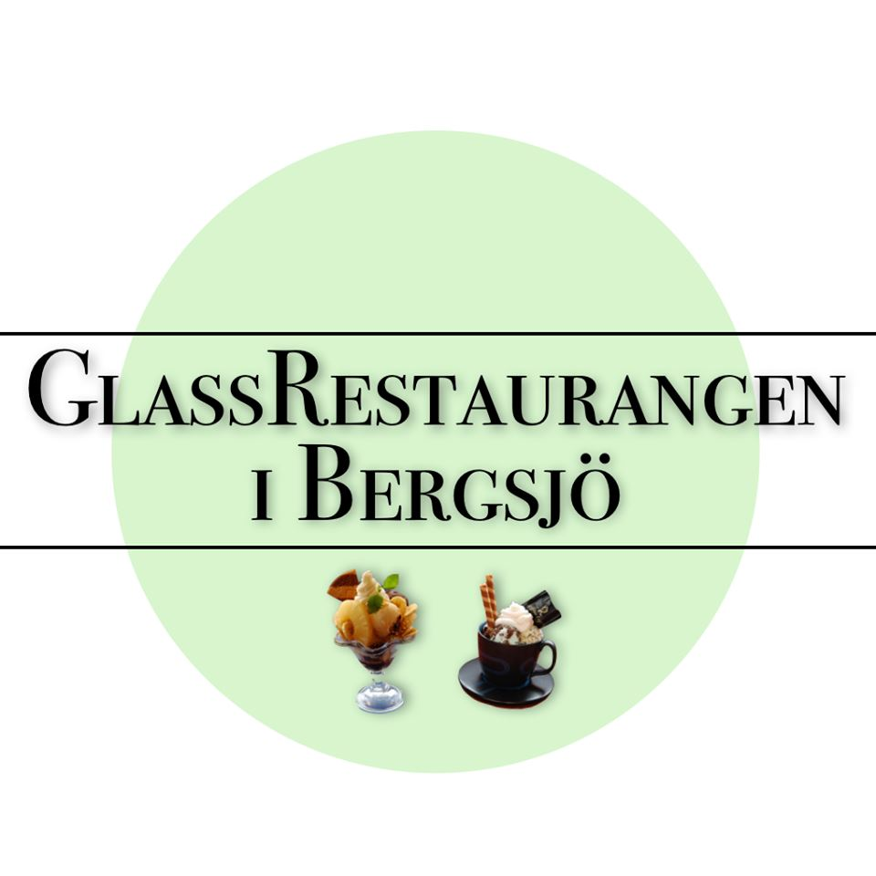 BERGSJÖ GLASSRESTAURANG !