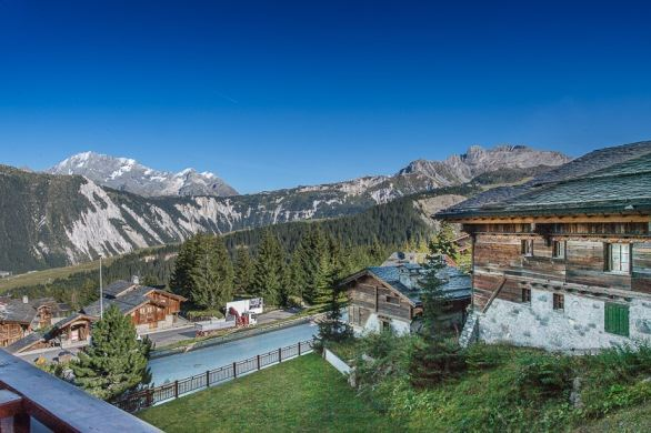 3 pièces 6 personnes skis aux pieds / PRALONG 400 (montagne)