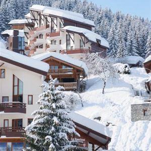4 pièces 7 personnes skis aux pieds / ATREY 401 (montagne) / Séjour Sérénité