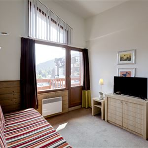 2 rooms, 4 people ski-in ski-out / Britania 213 (Mountain)