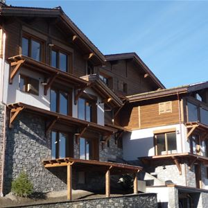 4 rooms 8 people / Rocher Blanc 2 (Mountain of Dream) / Tranquillity Booking