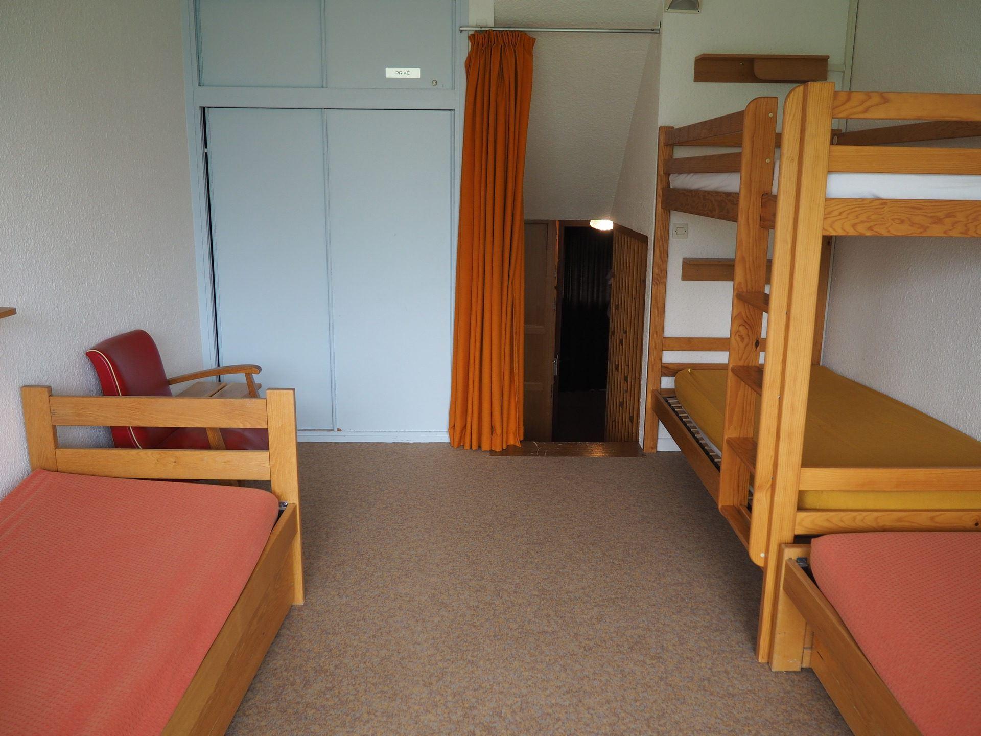 3 Rooms 8 Pers ski-in ski-out / NANT BENOIT 419