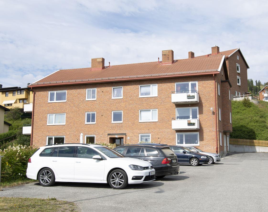 HL074 Lägenhet på Frösön