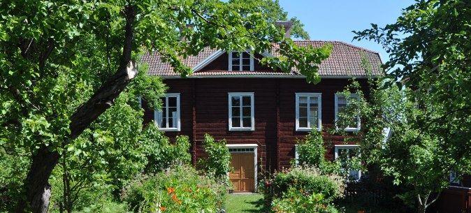 Diana Andersson på Erik-Anders-gården