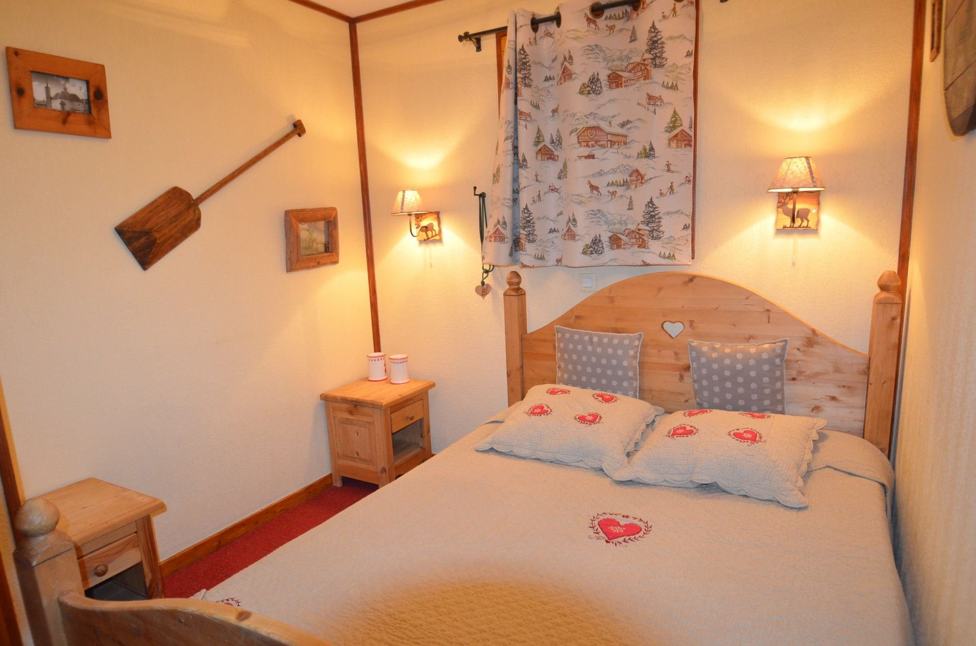 2 Rooms 4 Pers ski-in ski-out / VALMONT 1010