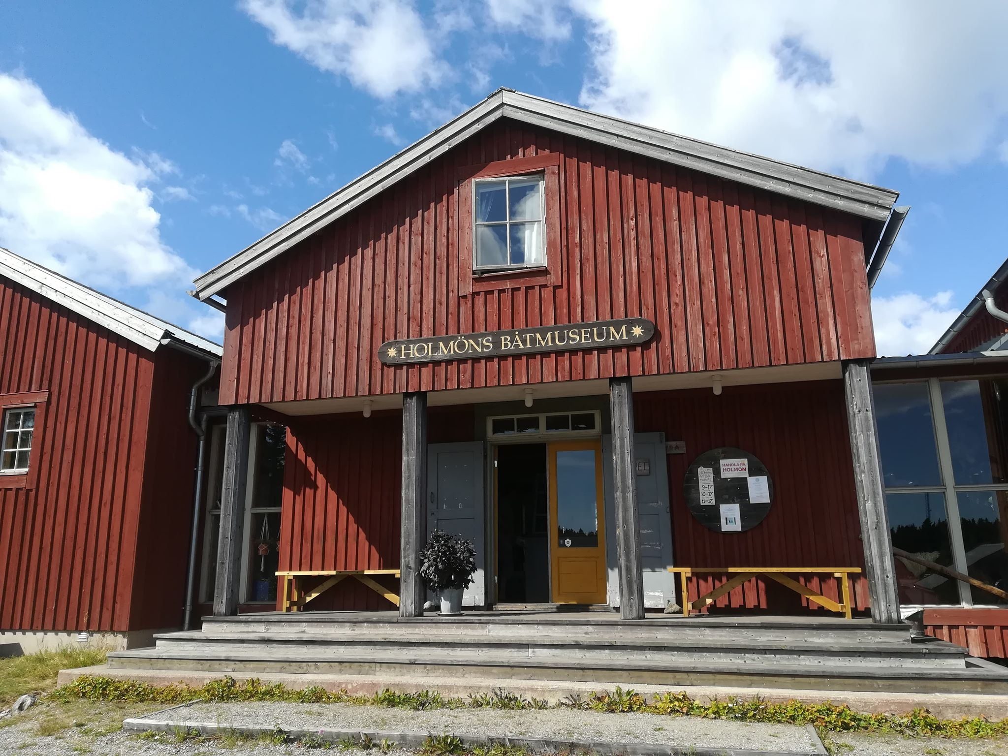 Holmöns Bootmuseum