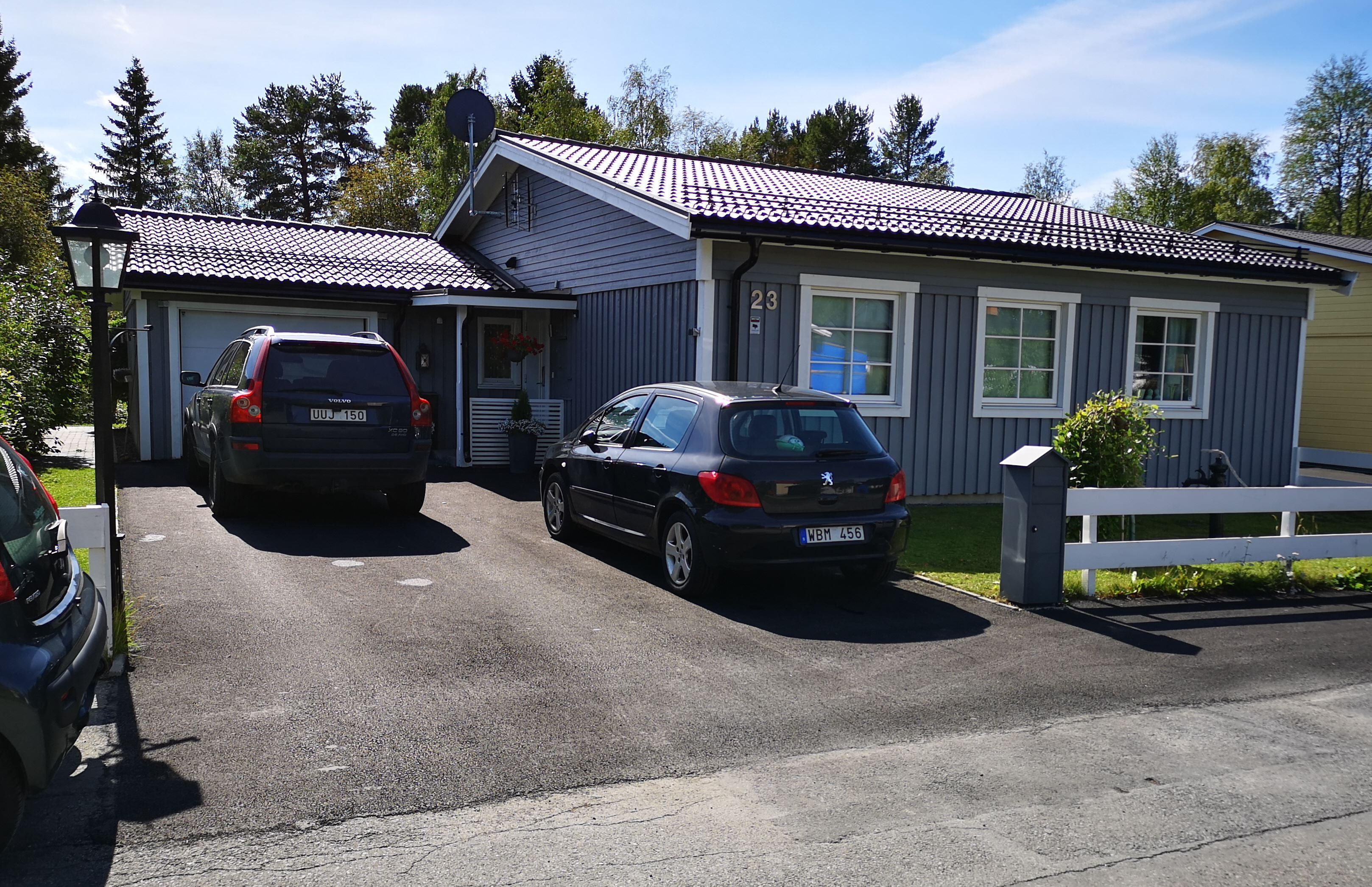 HV077 Villa på Frösön