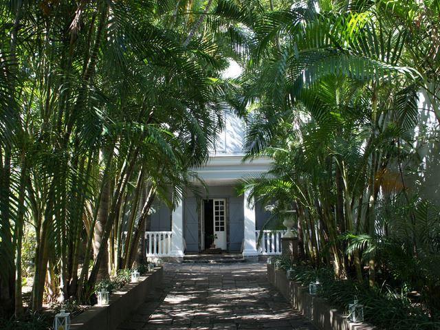 Villa Rivière : visite guidée