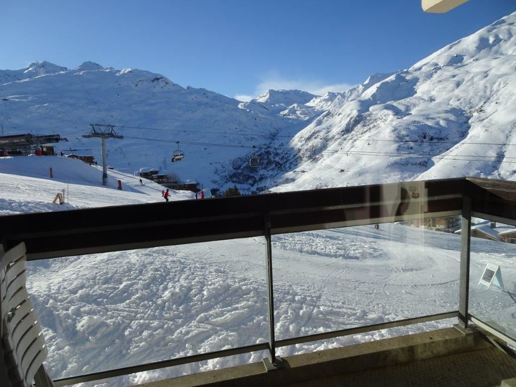 2 Room 4 Pers ski-in ski-out / ORIGANES 228