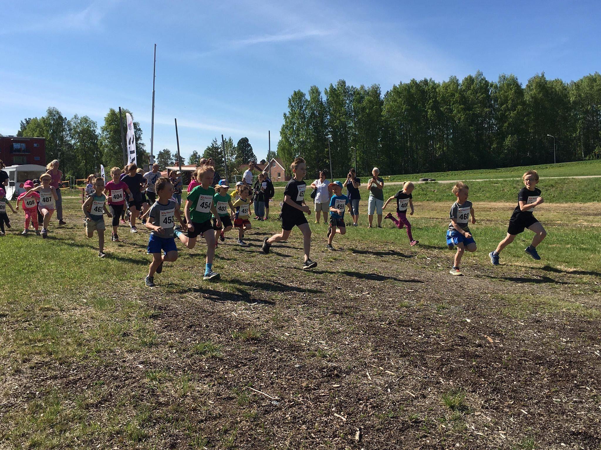 Terrängserien (motion, löpning)