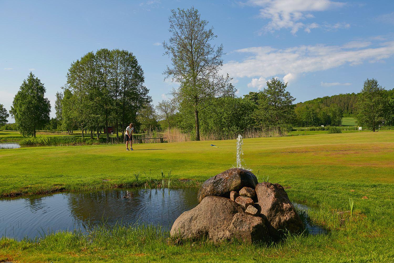 Bengt Nyberg,  © Visit Olofström, Boa Olofstroms Golfclub - relaxing environment
