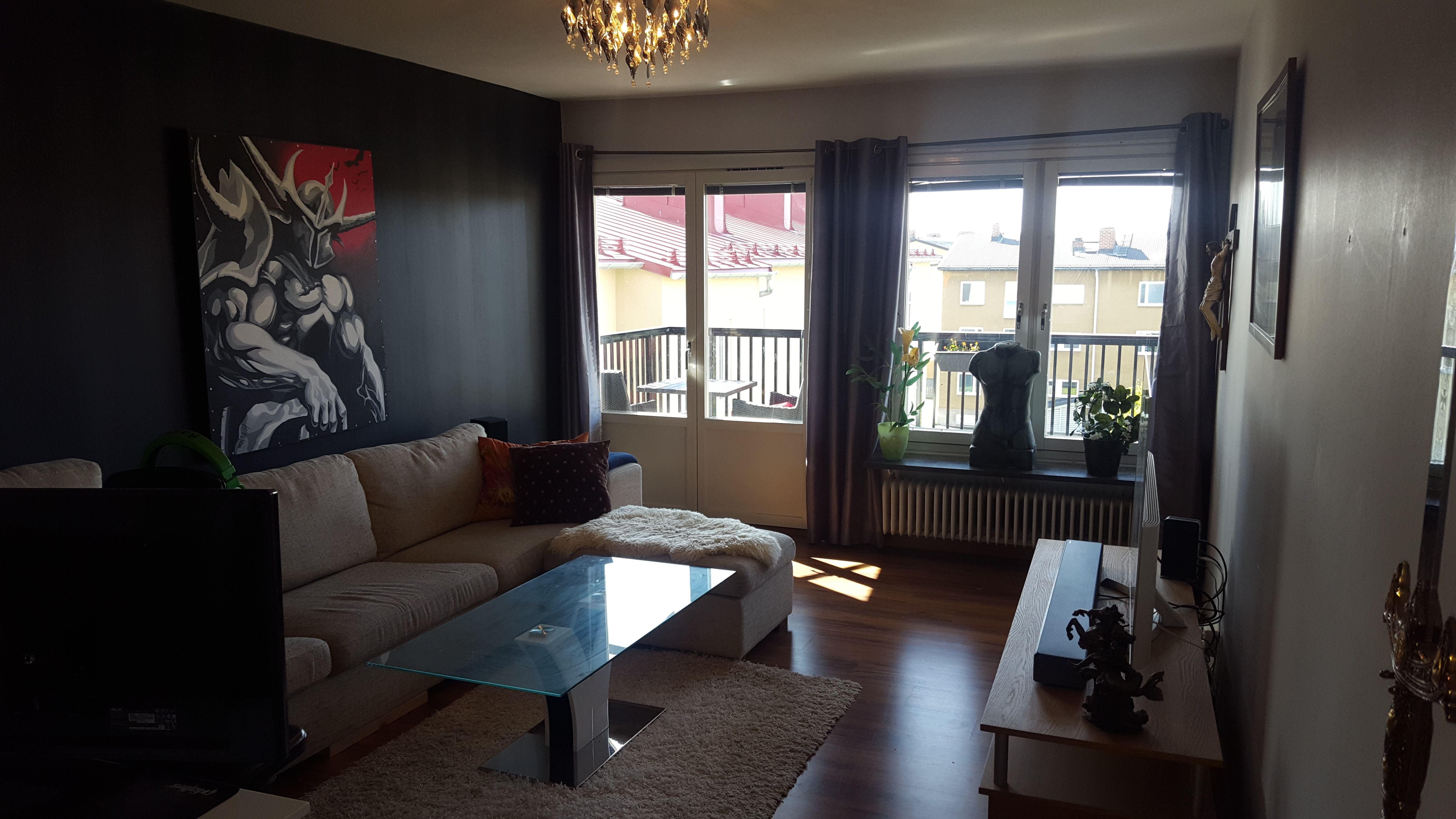 HL080 Lägenhet nära skidstadion