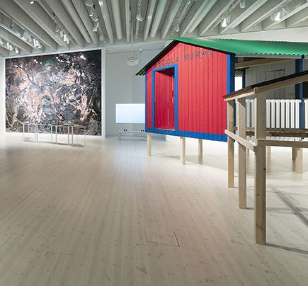 Bildmuseet,  © Bildmuseet, Konstnärssamtal: Ekologins visionärer på Bildmuseet