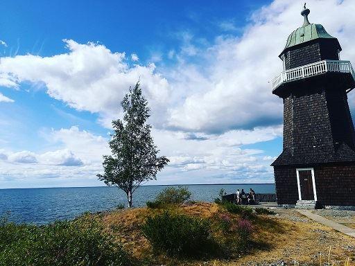 Die Inseln Holmön