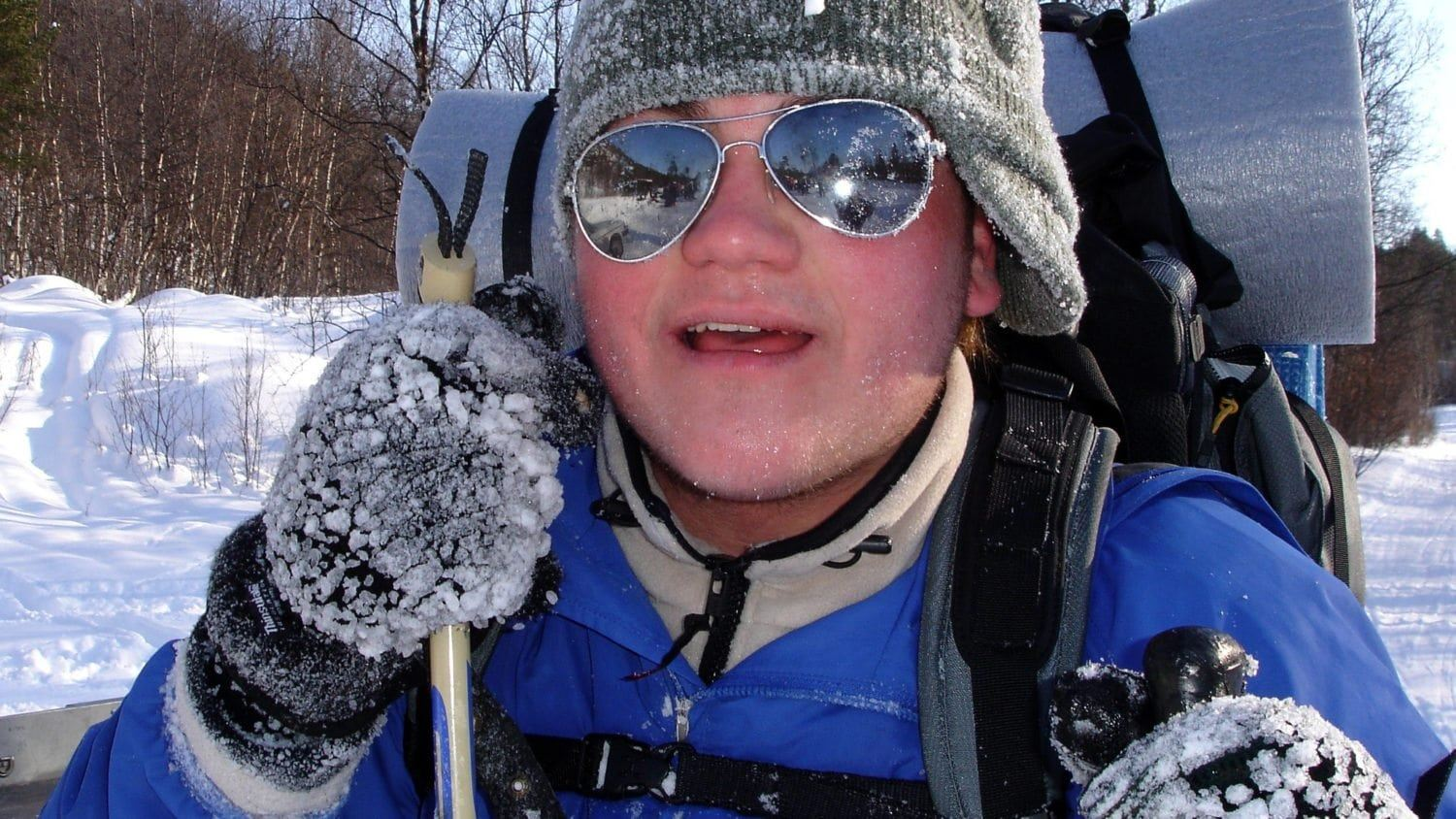 Cross country skiing - Day tour