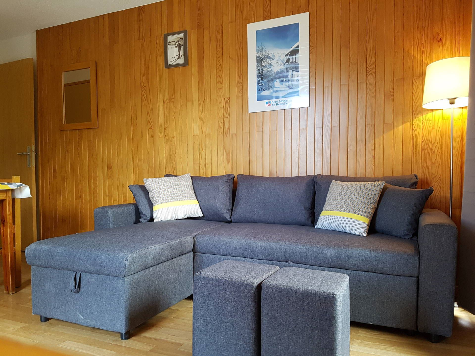 2 Rooms 4 Pers ski-in ski-out / HORS PISTE 1