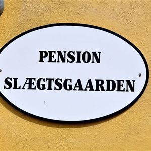 Pension Slaegtsgaarden