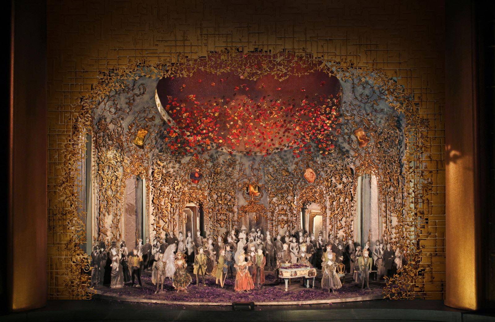 Metropolitan Opera på Hullsta Gård - Verdi: La Traviata