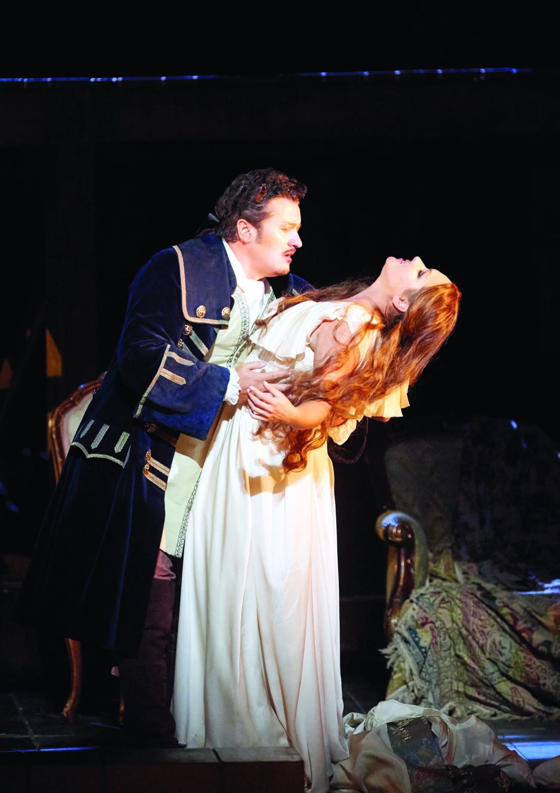 Metropolitan Opera på Hullsta Gård - Cilea: Adriana Lecouvreur