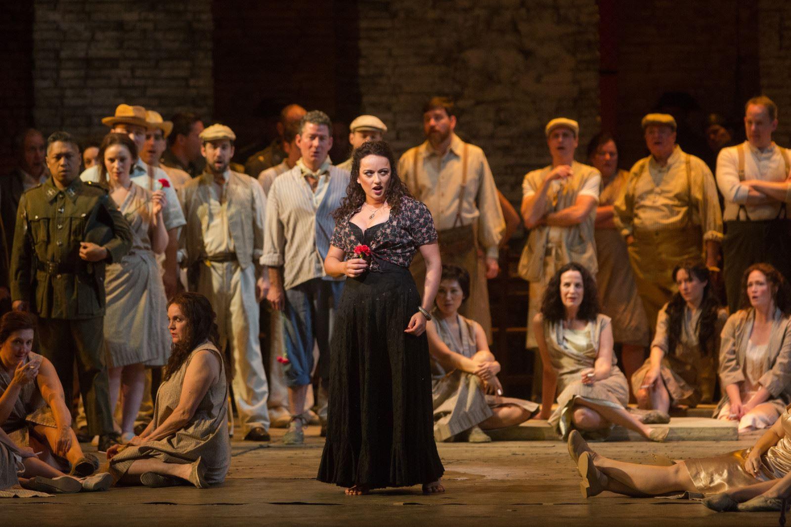 Metropolitan Opera på Hullsta Gård - Bizet: Carmen