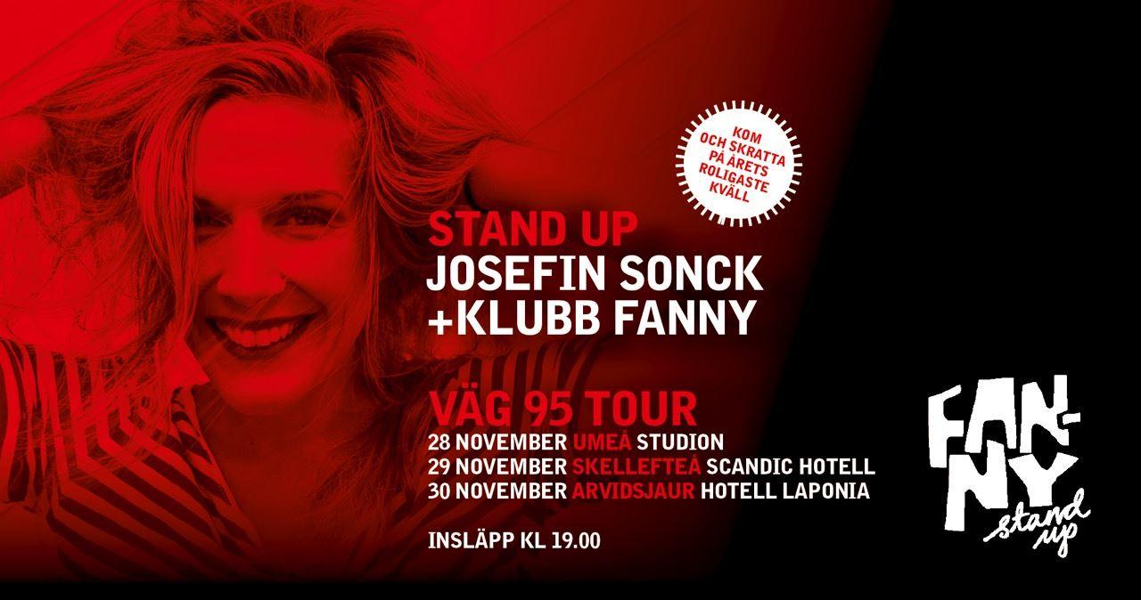 Klubb Fanny med Josefin Sonck