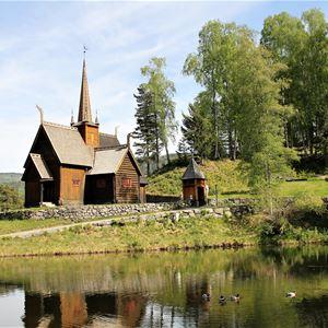 Maihaugen i Lillehammer
