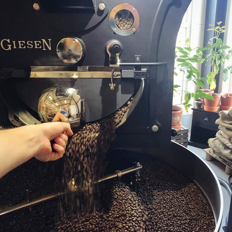 Kahiwa Coffee Roasters