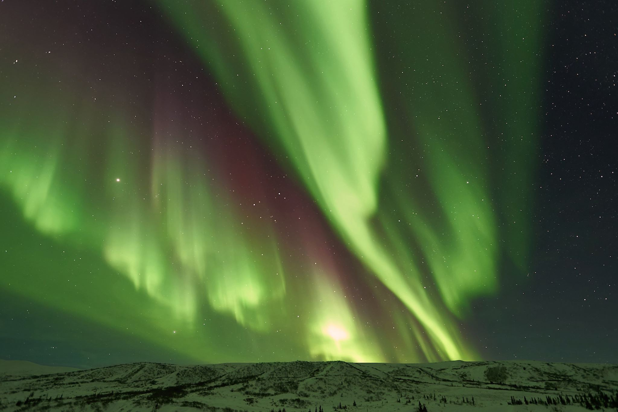 Private Northern Lights Sailing - Pukka Travels