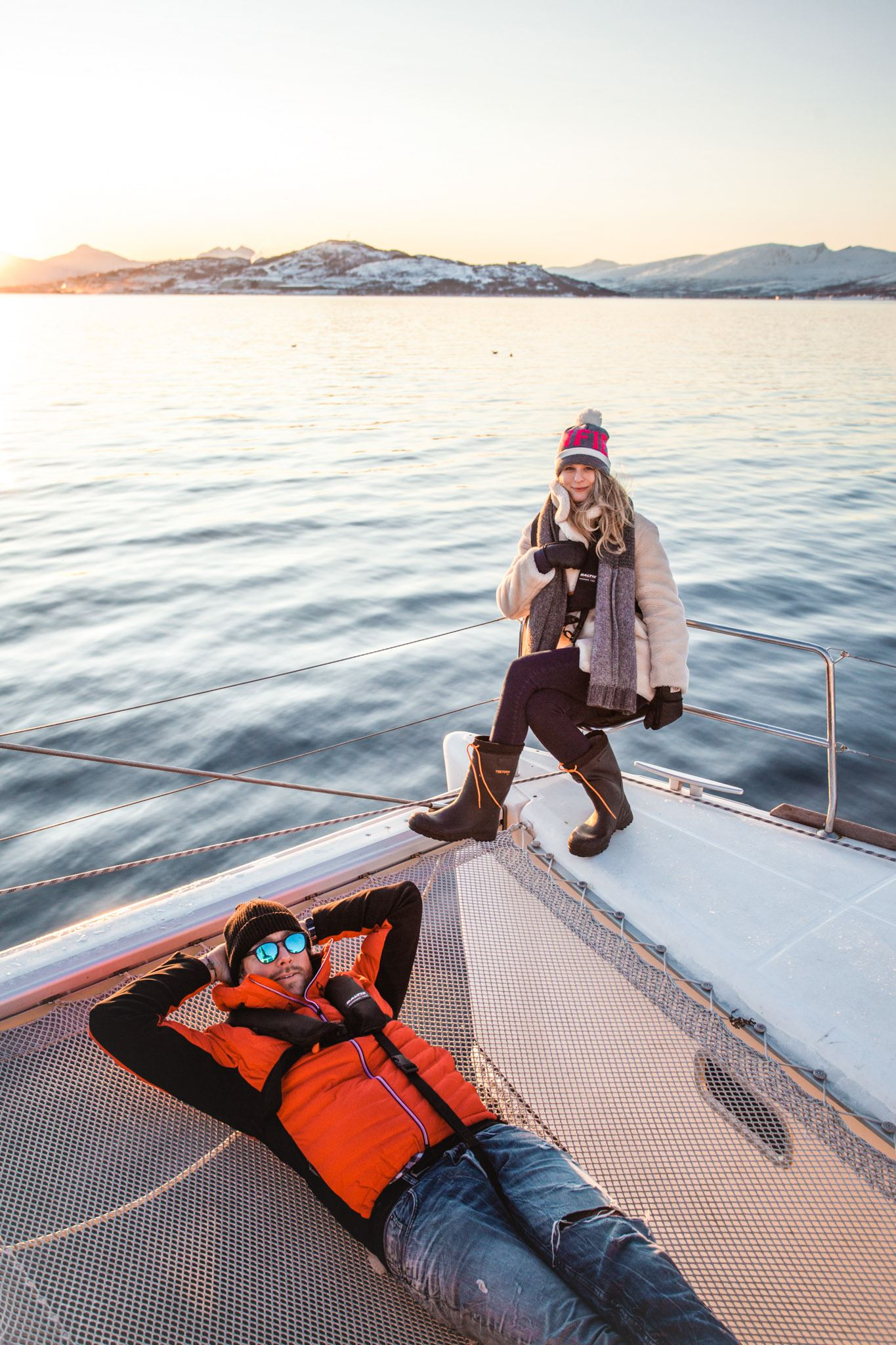 Arctic Sail Safari - Pukka Travels
