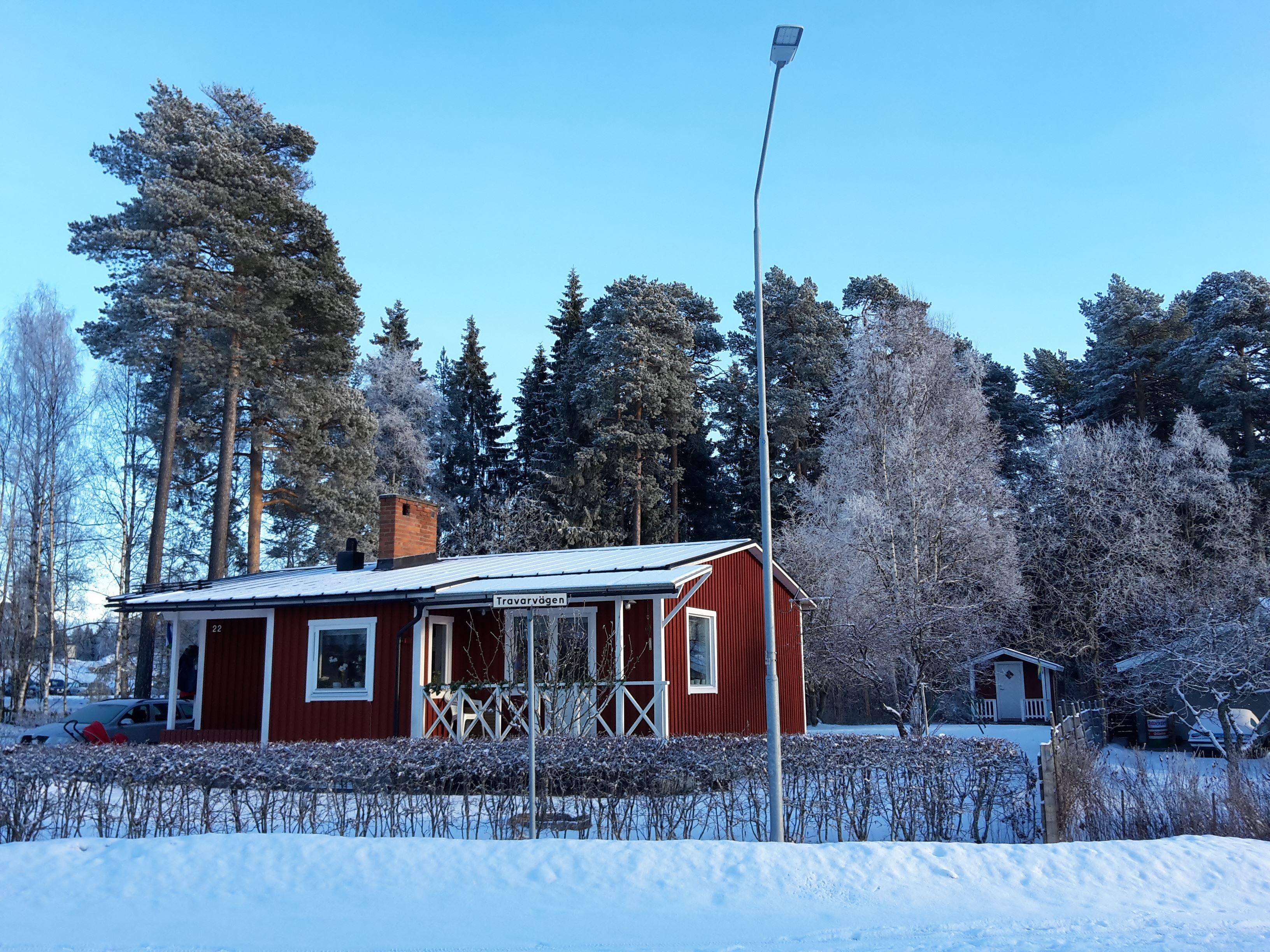 HV099 Hus vid Storsjöbadet