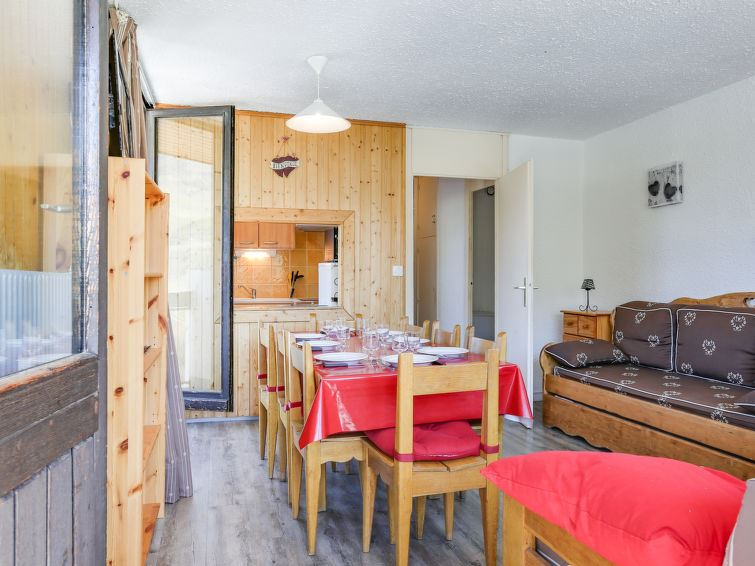 3 Room 7 Pers Ski-in Ski-out / PELVOUX 101
