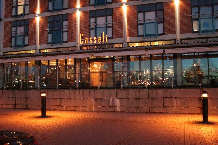 Lahti Harbour | Restaurant Casseli