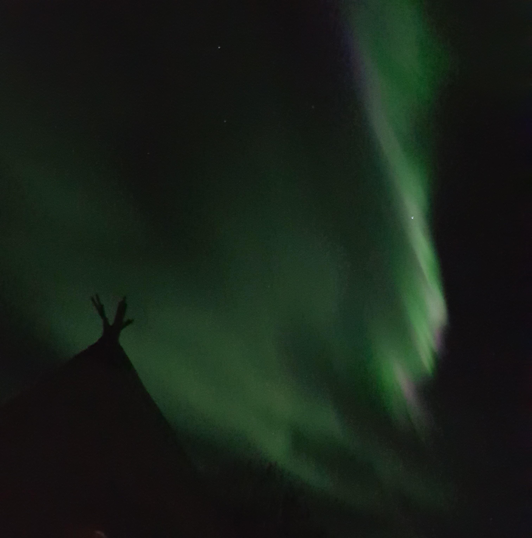 Sami Experience in SamiCamp - Fall 2018