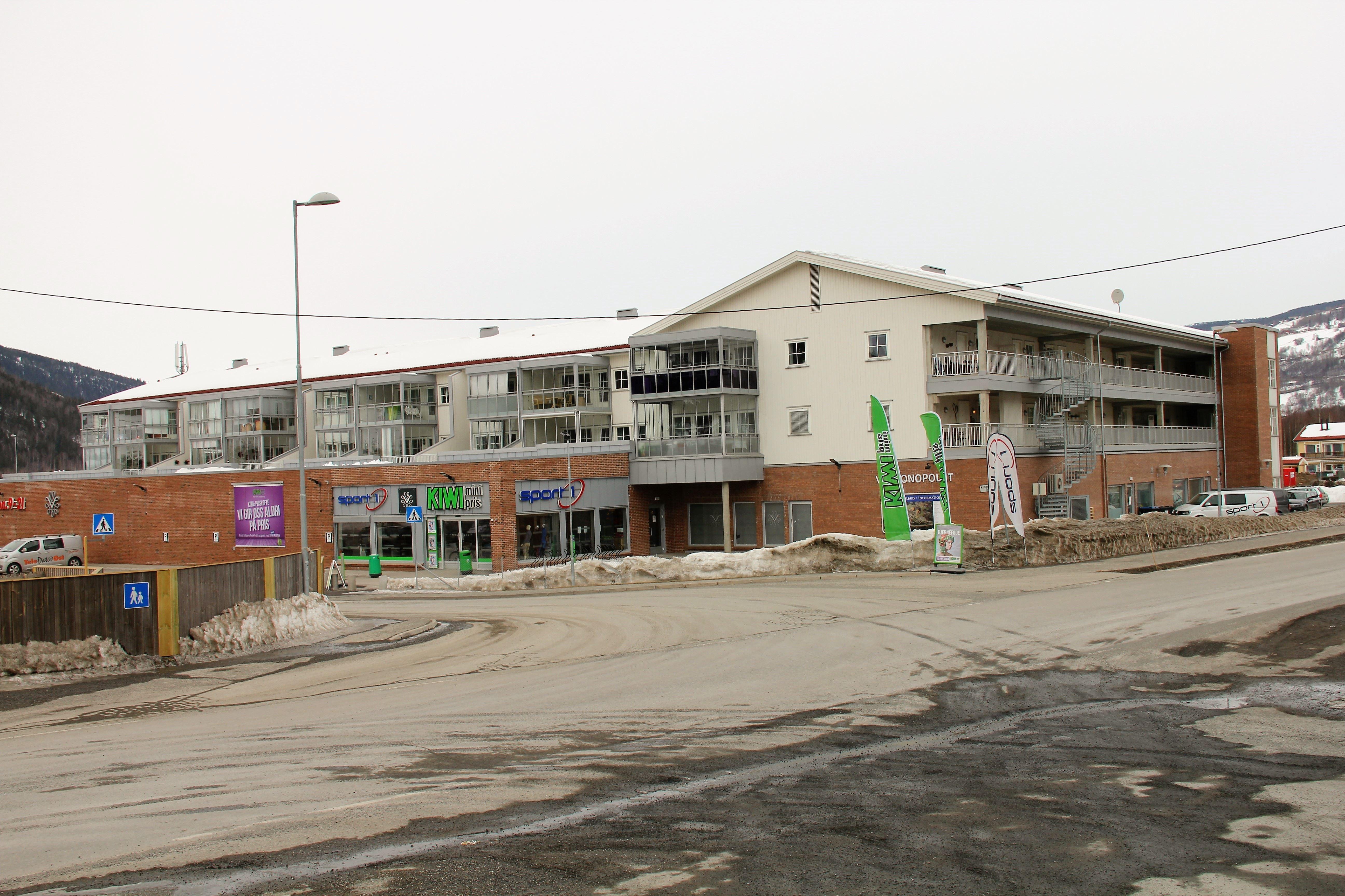 Vinmonopol Hafjell i Øyer kommune