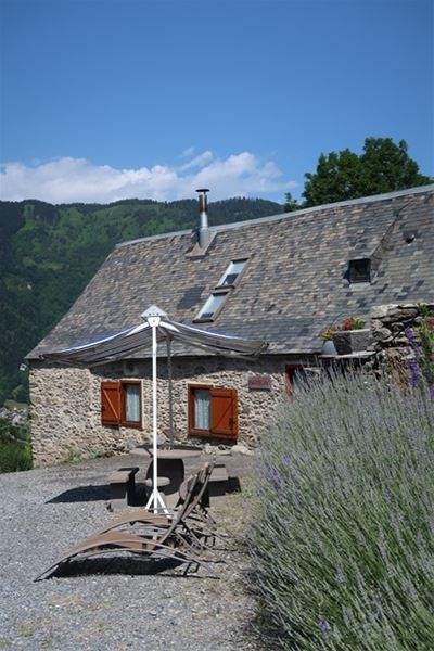 """© cazassus roland, VLG327 - Grange pyrénéenne labellisé """"Un Amour de Gîte"""""""