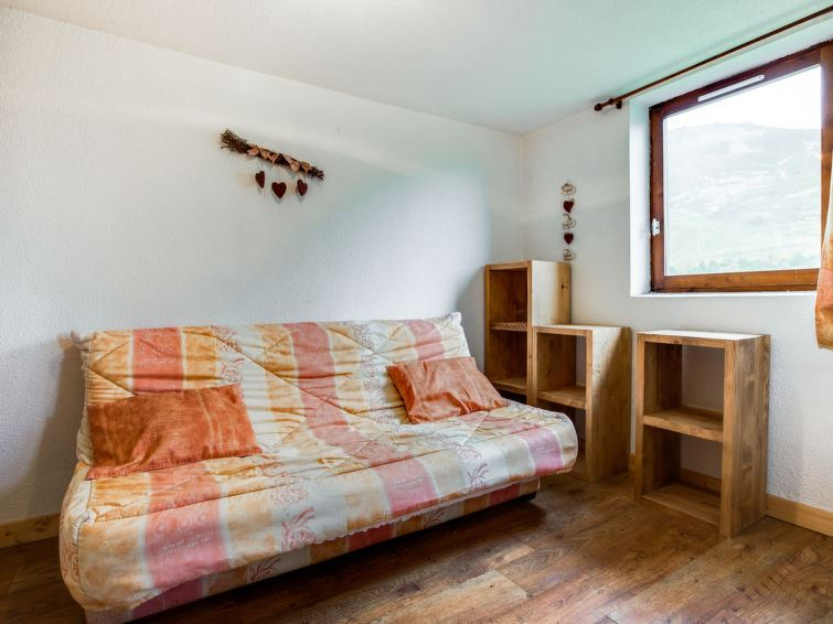 3 Room 6 Pers Ski-in ski-out / JETTAY 127
