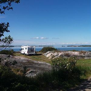 Fisketorpet & Fågelvik, leirintäalue