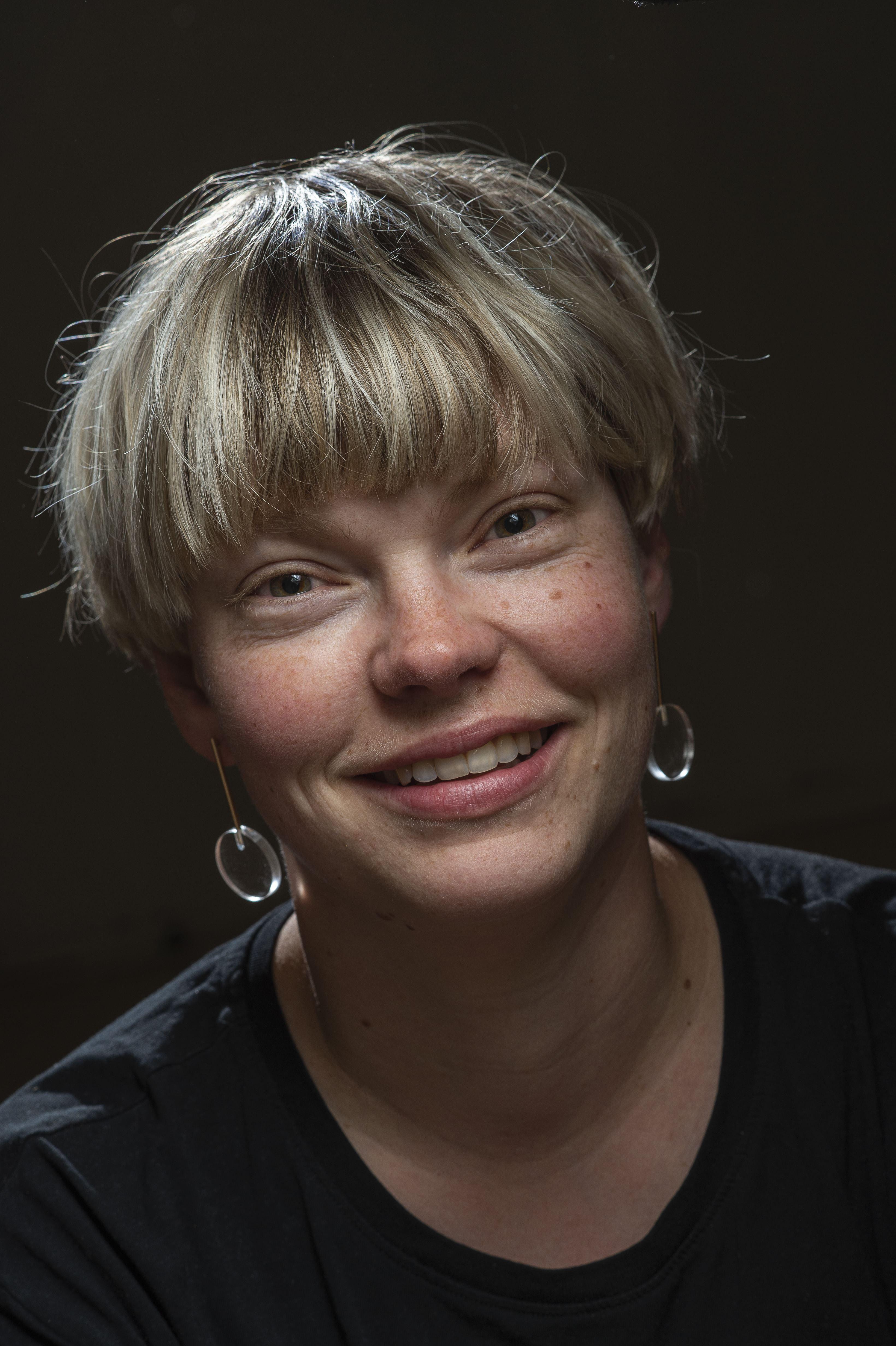 Erland Segerstedt, Författarmöte: Katrin Hartelius Segerstedt