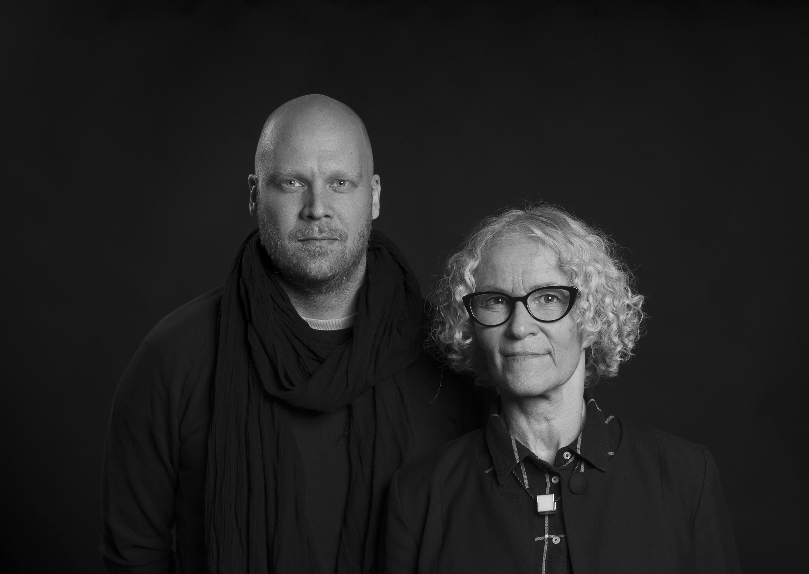 Andreas Nilsson, Richard N Jokela och Marianne Folkedotter