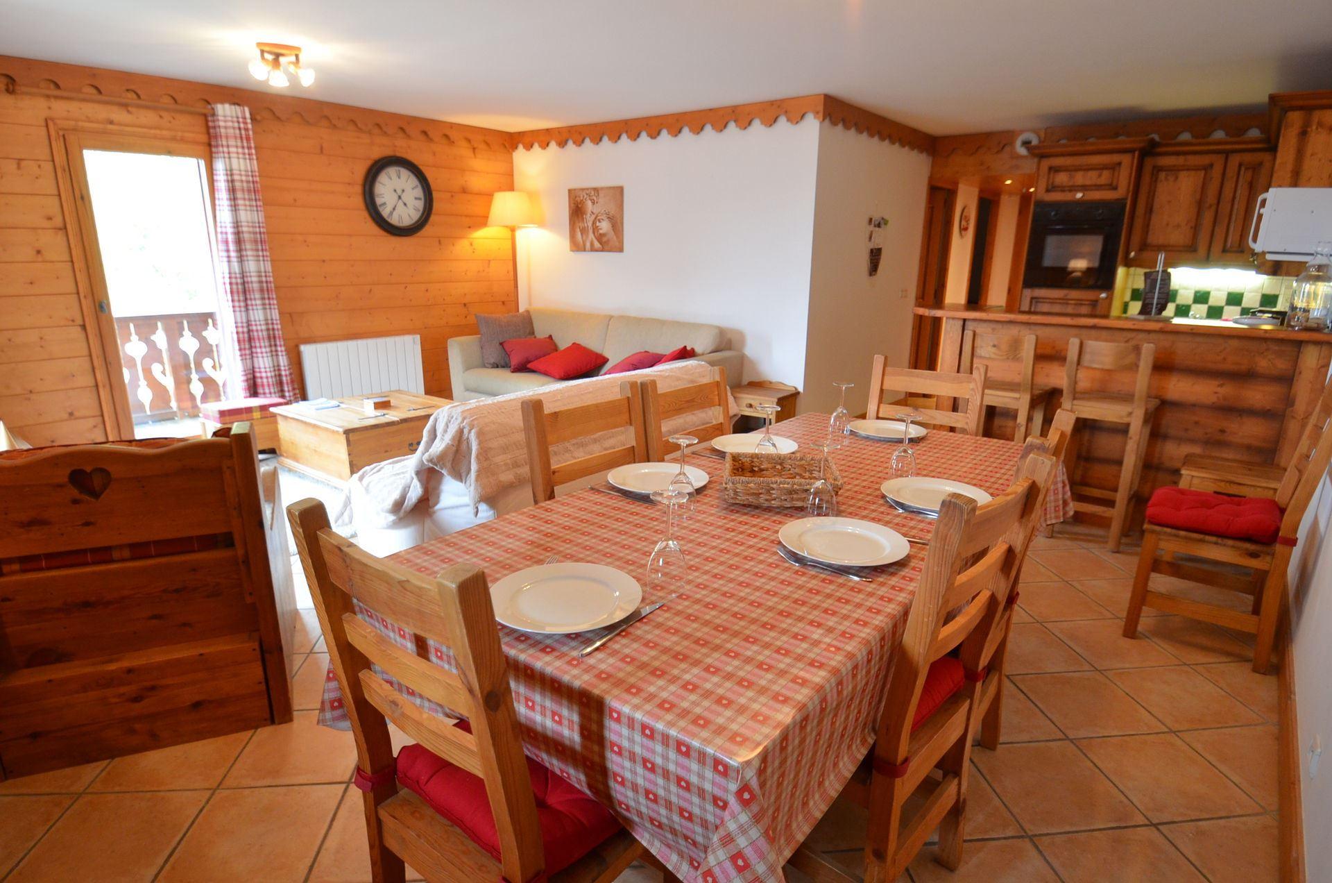 4 rooms 6 people / HAMEAU DES MARMOTTES 70