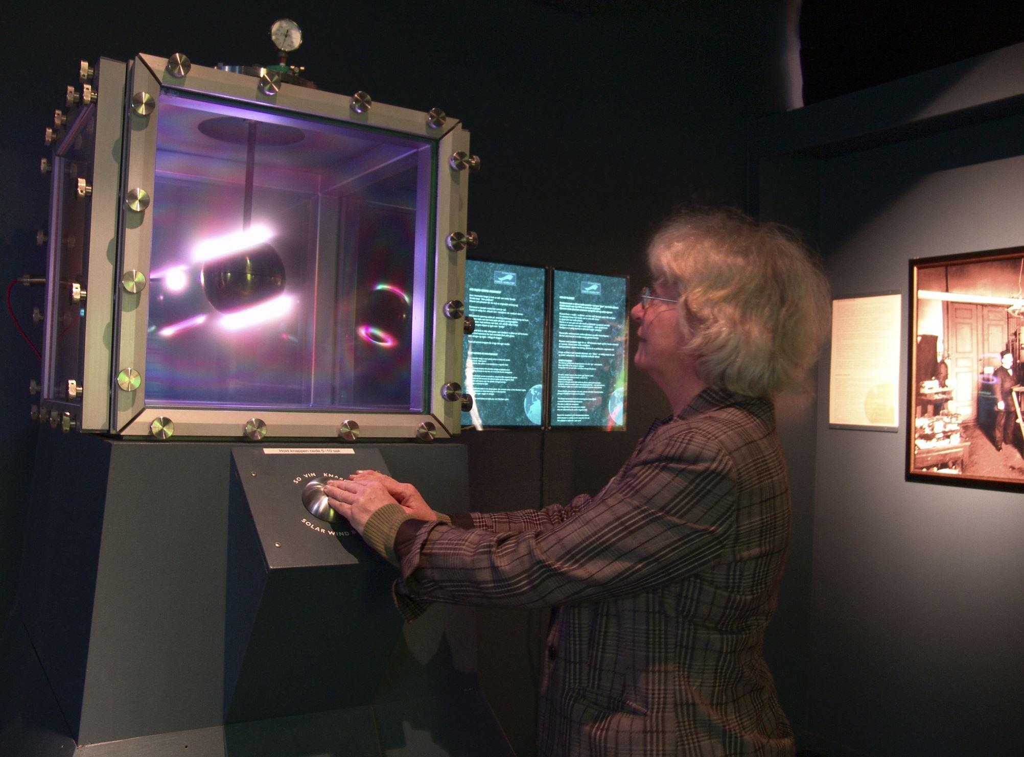 Forstå Nordlyset – Tromsø Museum – Universitetsmuseet