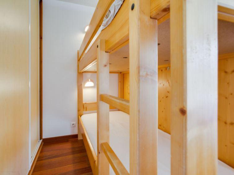 Studio Alcôve 4 Pers skis aux pieds / CHAVIERE 120