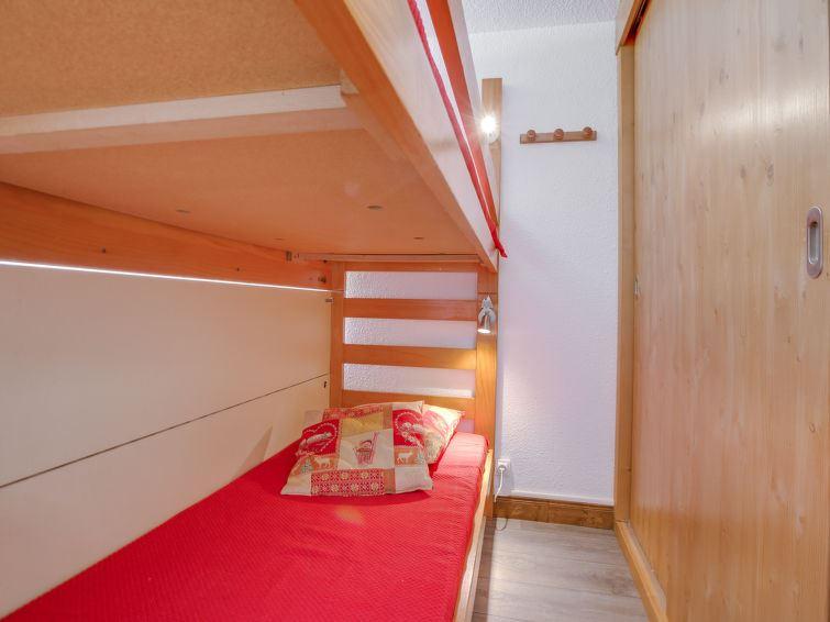 Studio Alcôve 4 Pers skis aux pieds / CHAVIERE 119