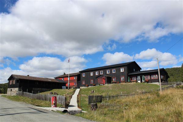 Mari L. Øihusom , Rondane Fjellstue