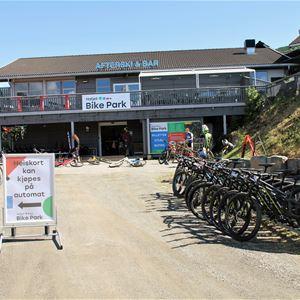 End of season weekend at Hafjell Bike Park