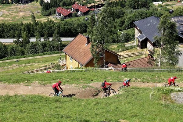 Avslutningshelg Hafjell Bike Park
